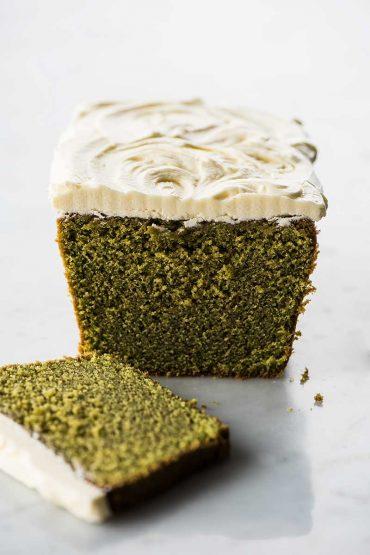 matcha-poundcake
