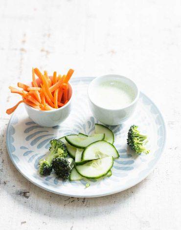 dip de yogurt con hierbas2