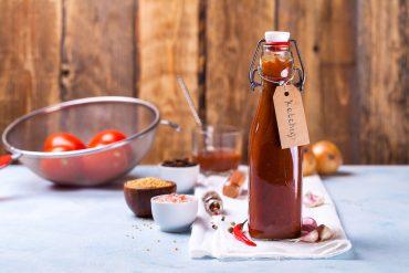 ketchup artesanal
