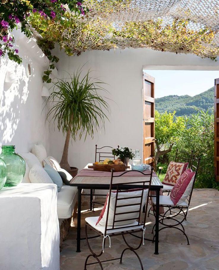la terraza perfecta