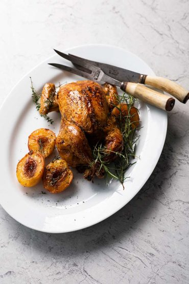 Pollo-con-albaricoques-y-limon