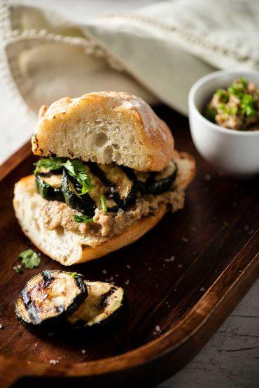 Baguette-con-berenjenas-y-zucchini-1