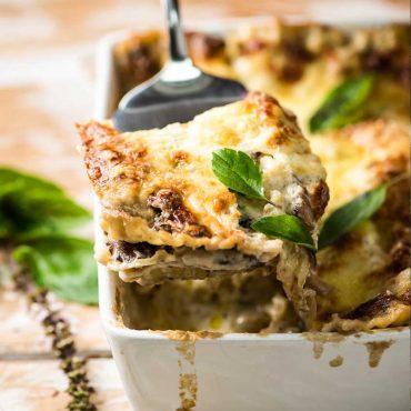 lasagna-de-hongos-y-pesto